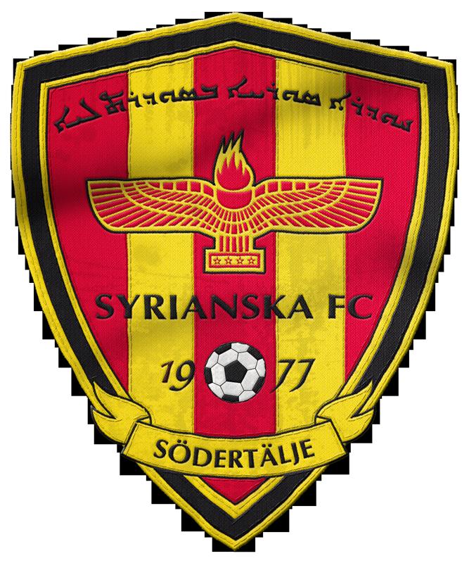 Syrianska FC Soccer Team Logo