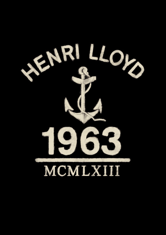 Henri Lloyd T-Shirt Design