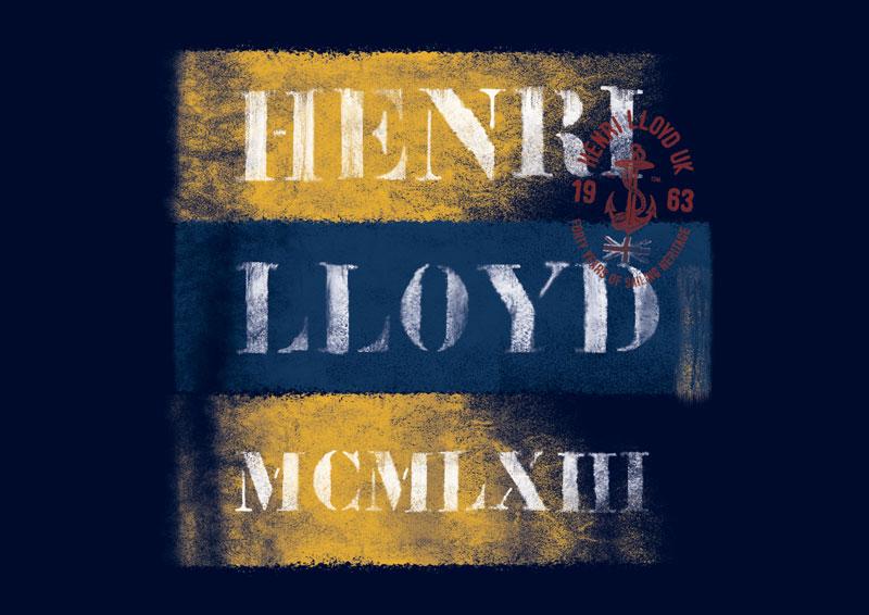 Henri Lloyd T-Shirt Design