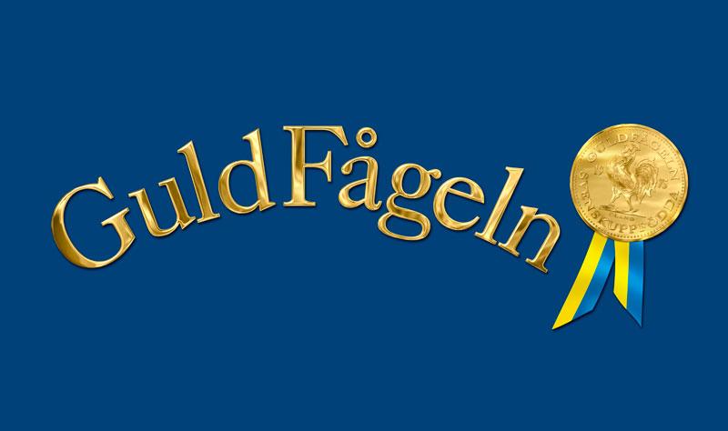 Guldfågeln Logotype