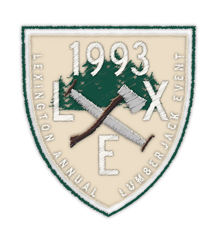 Lexington Lumberjack Shirt Badge 2