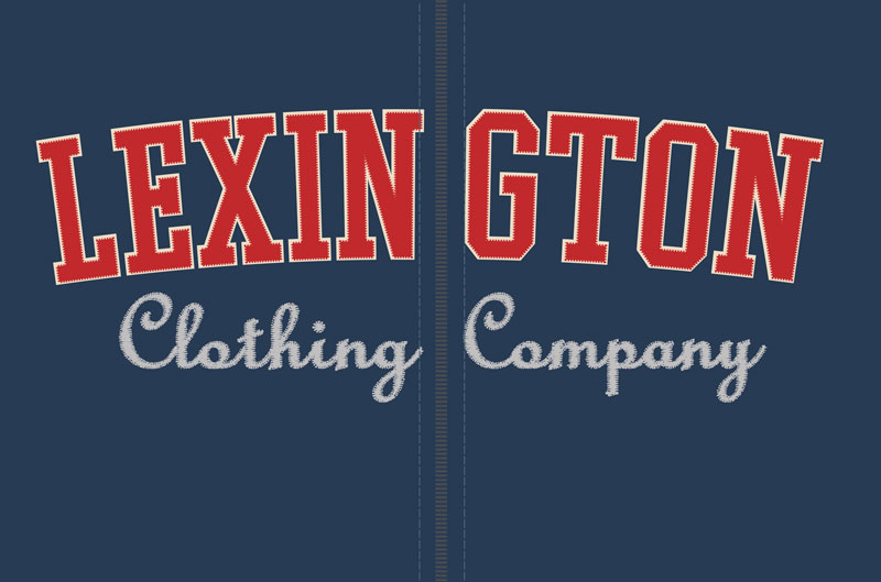 Lexington Hoodie Design