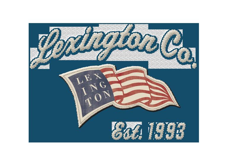 Lexington Hoodie Design