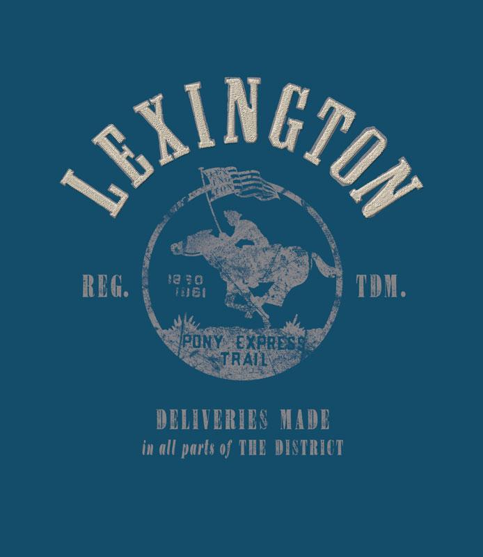 Lexington Tee Design