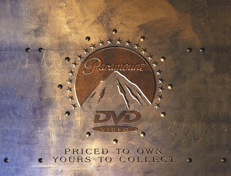Paramount DVD Branding Header