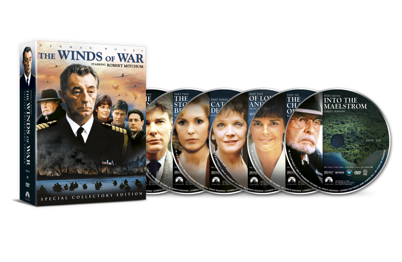 The Winds of War DVD Collection