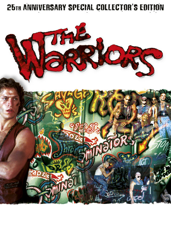 The Warriors Keyart Comp