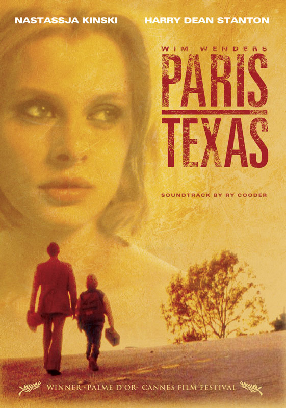 Paris, Texas Key Art Comp