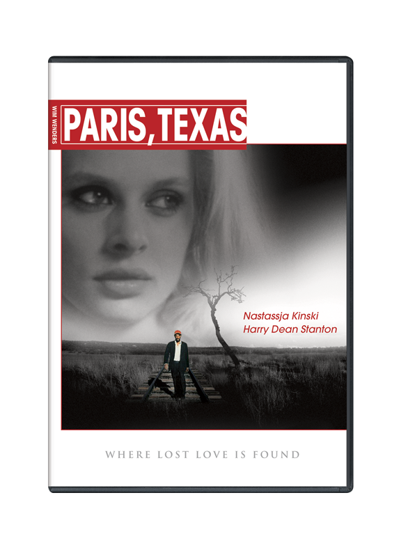 Paris, Texas Key Art