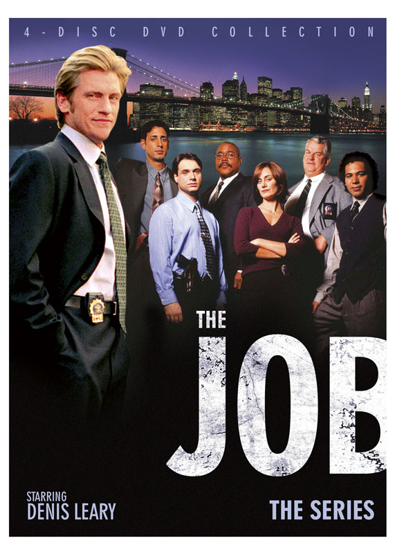 The Job Key Art Comp
