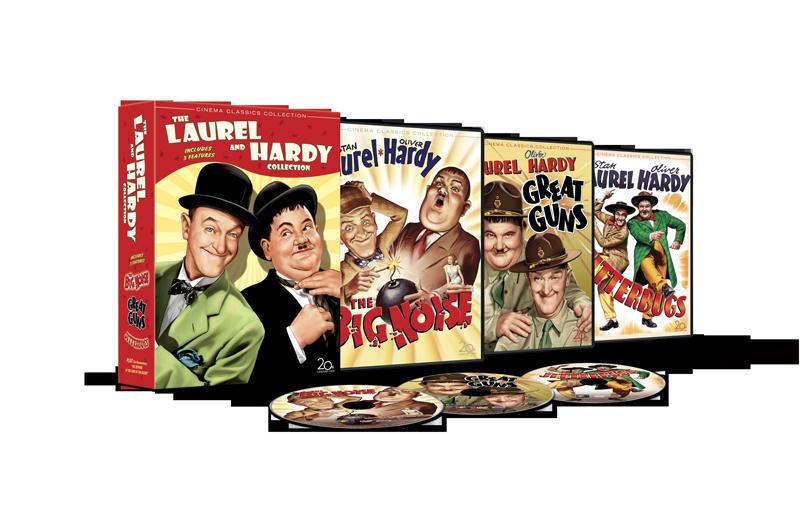 Laurel & Hardy Keyart