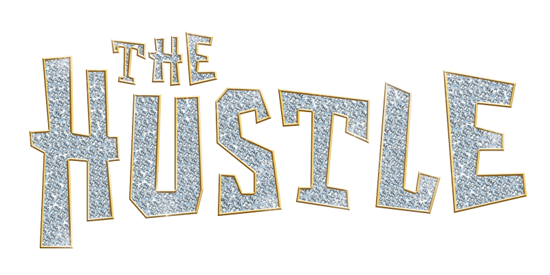 The Hustle Movie Title & Treatment Comp