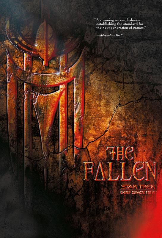 Star Trek: The Fallen Game
