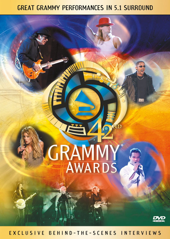 42nd Grammy Awards DVD
