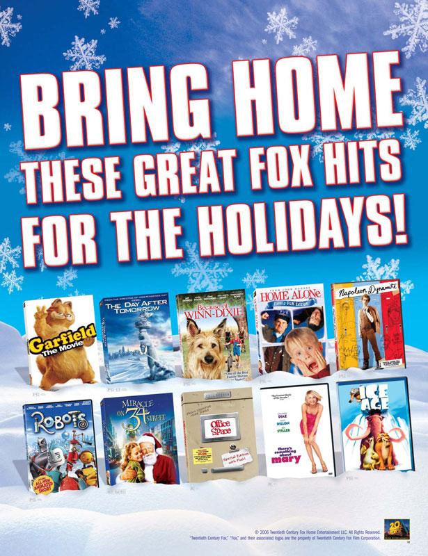 FOX Holiday Ad