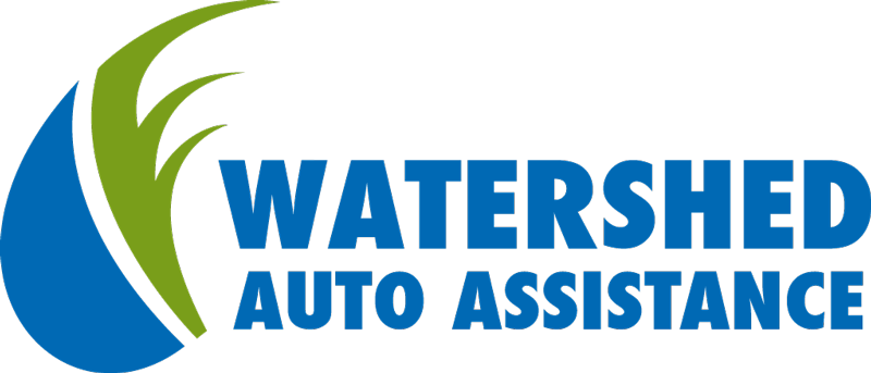 Watershed Auto Assistance Logotype
