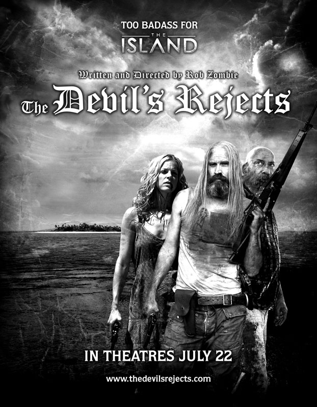 The Devils Rejects Consumer Ad
