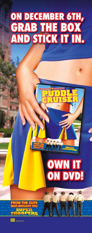 Puddle Cruiser Ad