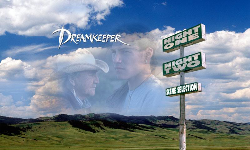 Dreamkeeper DVD Menus