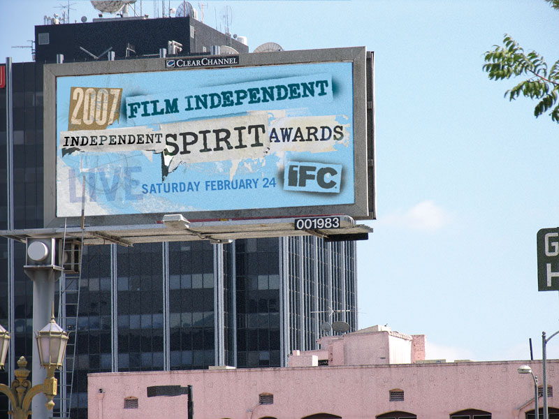 2007 Independent Spirit Awards