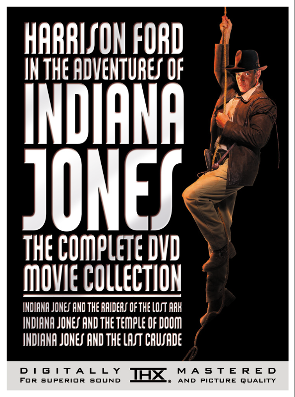 Indiana Jones DVD Collection