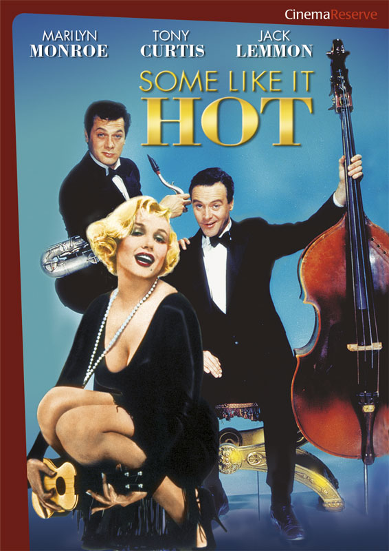 Some Like It Hot Keyart