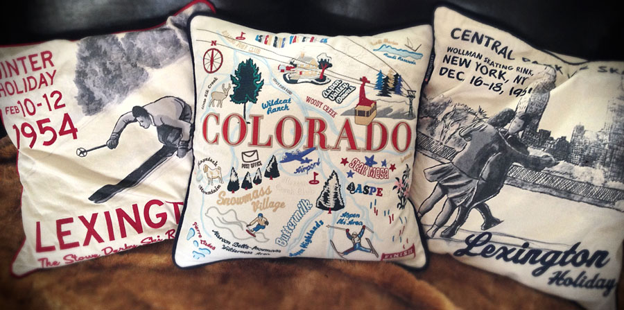 Lexington Holiday Pillows