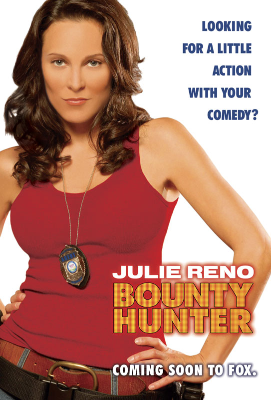 Julie Reno Bounty Hunter