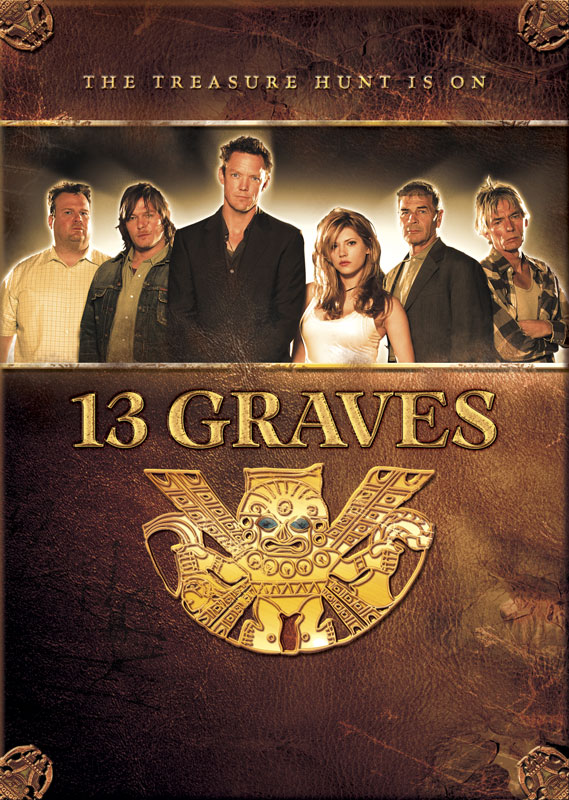 13 Graves Keyart