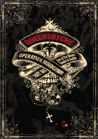Queensryche DVD Keyart