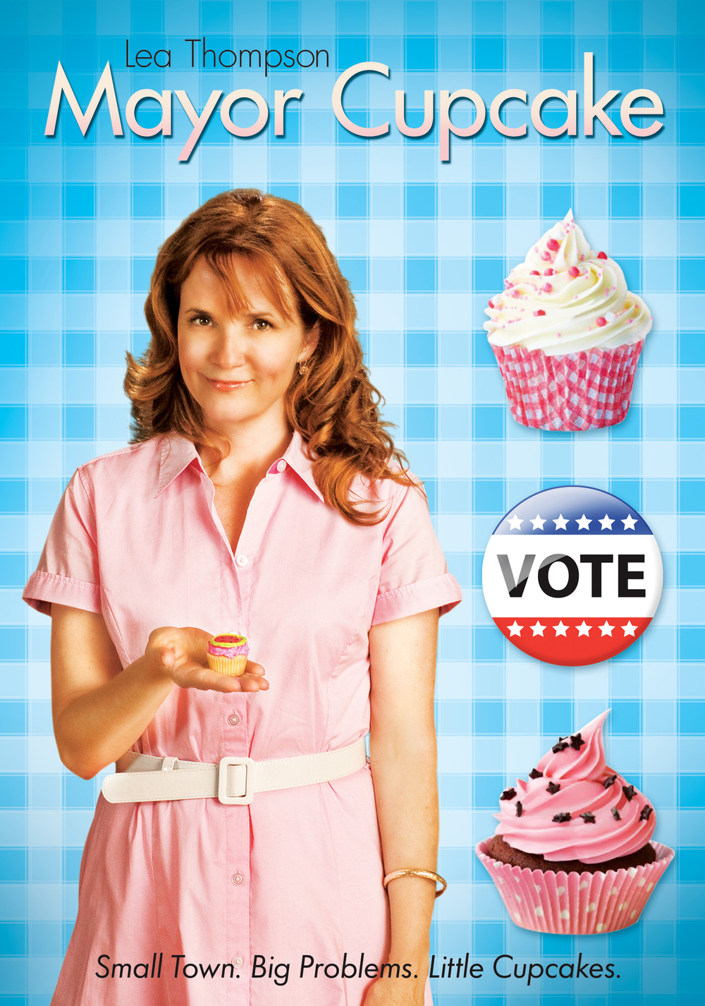 Mayor Cupcake Keyart