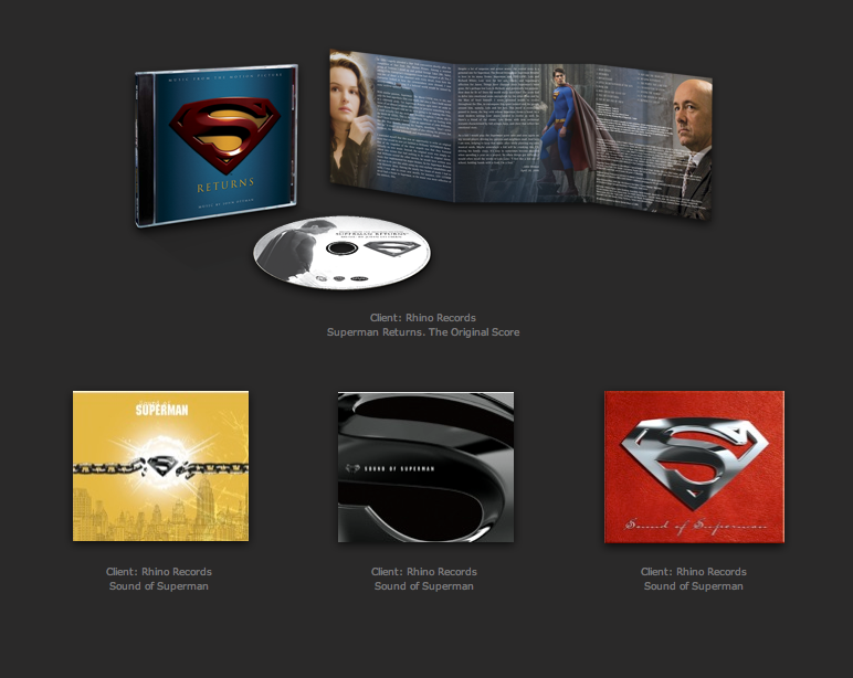 Superman Score & Soundtrack