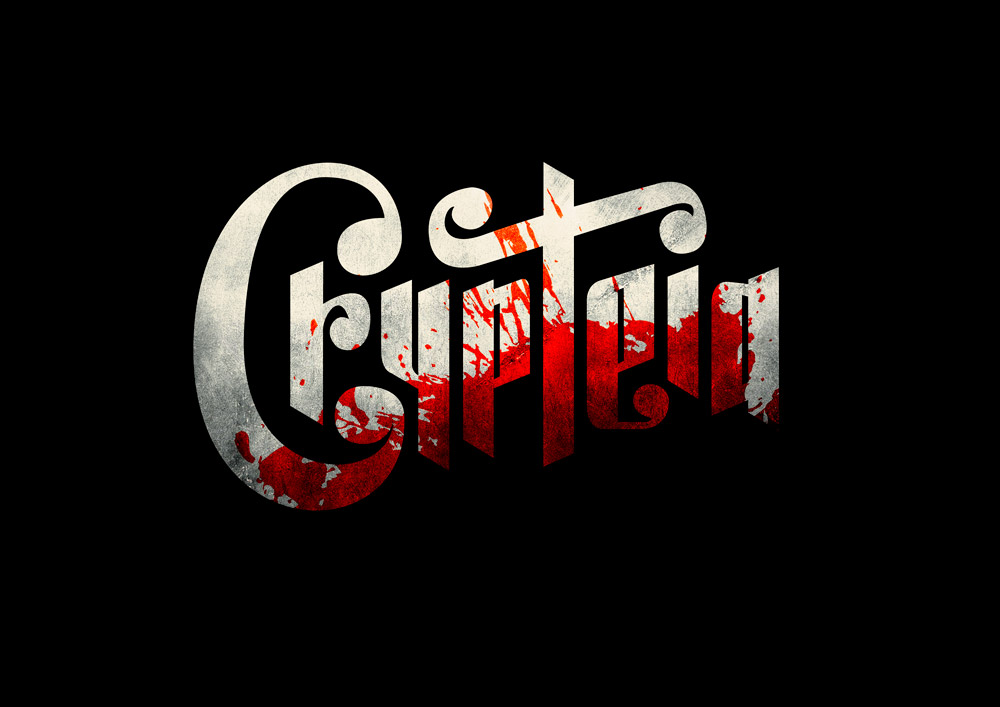 Crypteia Logotype: The Bloody Version :)