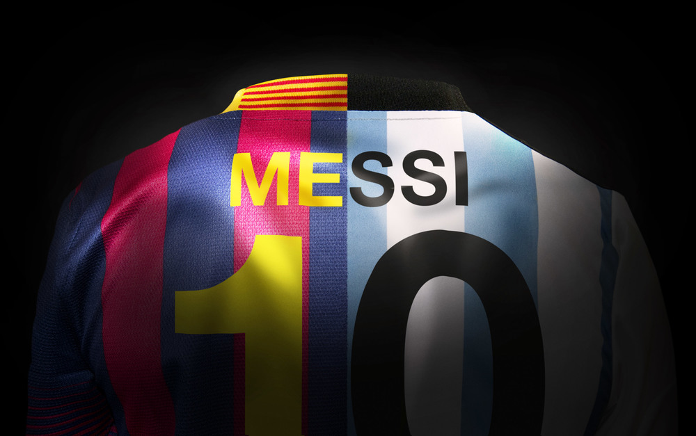Messi Artwork for MIKZ