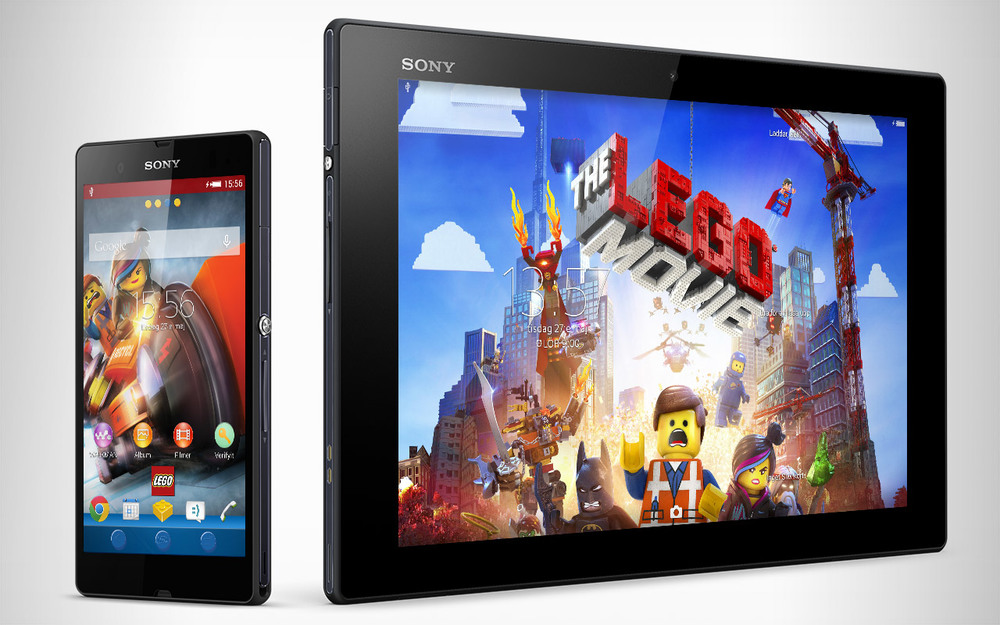 SONY Xperia™ The LEGO® MOVIE Theme