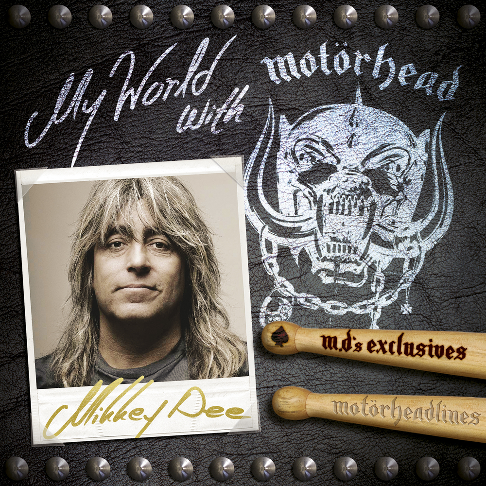 Motörhead's Mikkey Dee Artwork 1 of 2