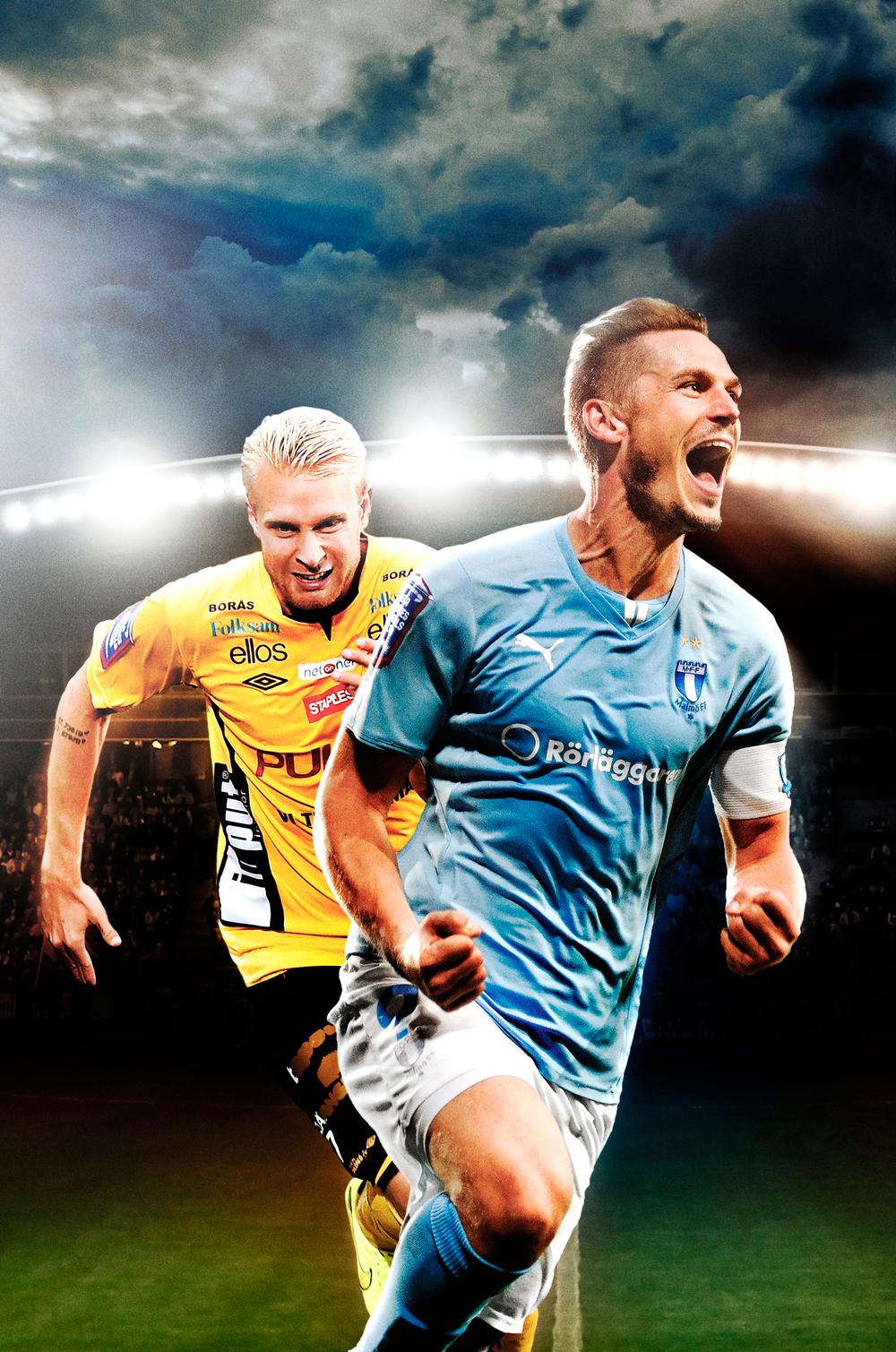 SvFF Supercupen Herrar 2014 Artwork