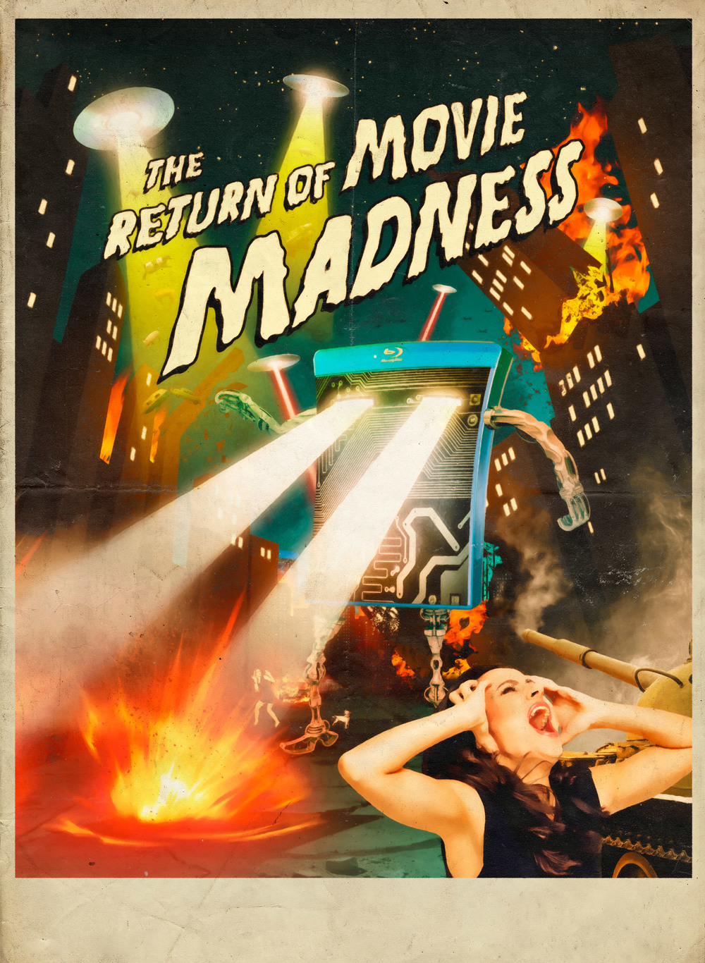 The Return of Movie Madness Artwork