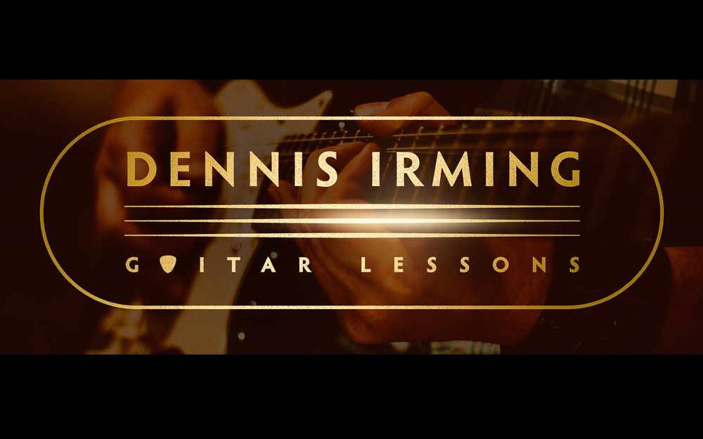 Logotype Dennis Irming - Guitar Lessons
