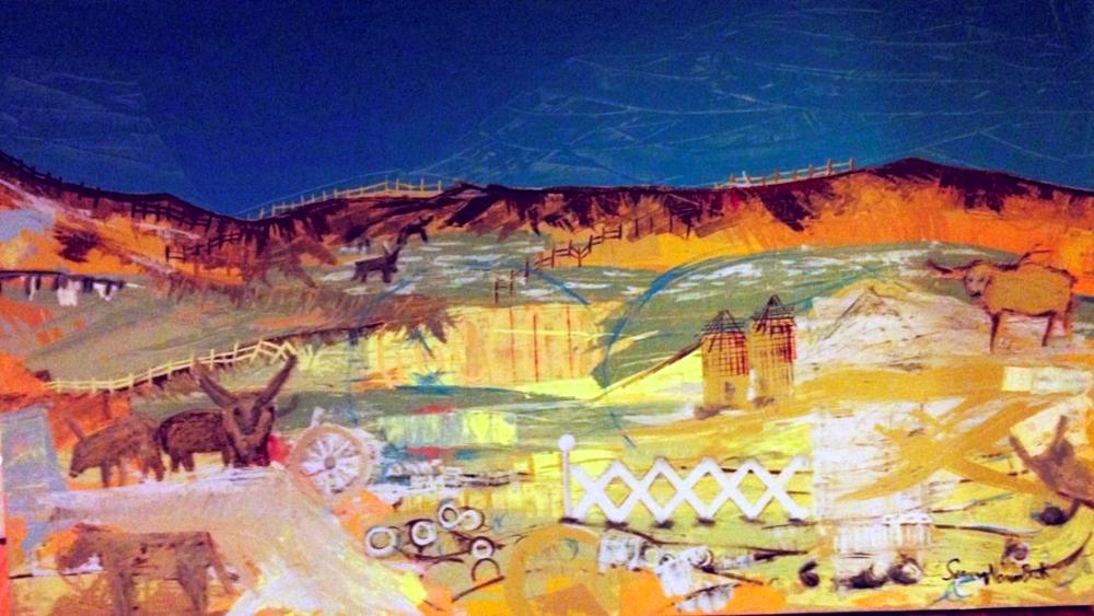 Amina landscape