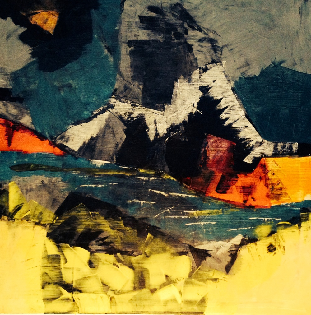 """Peter Island"", 2014"