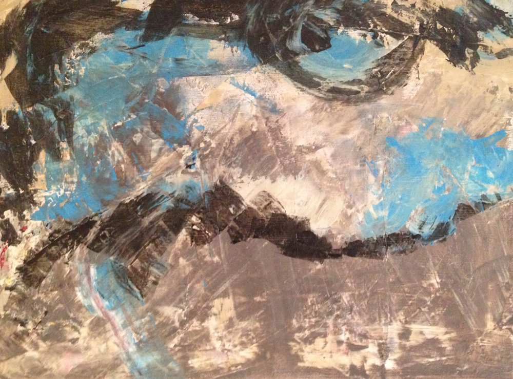 """Valle Nevado Storm"", 2014"