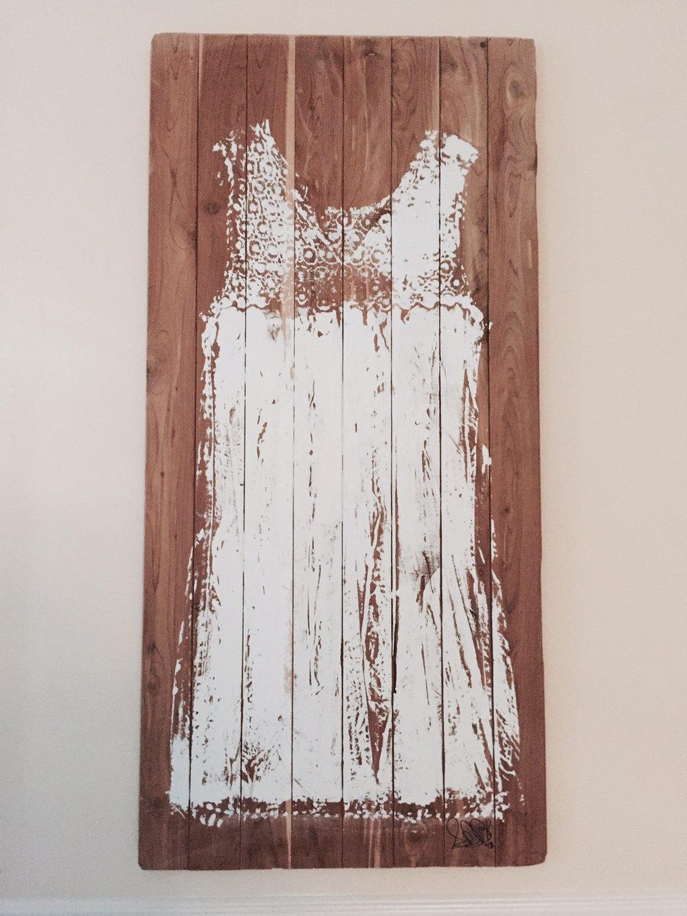 """""""White Dress"""" 2012"""