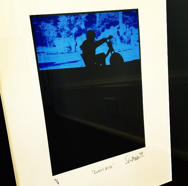 """Lukes Ride"" 2014"