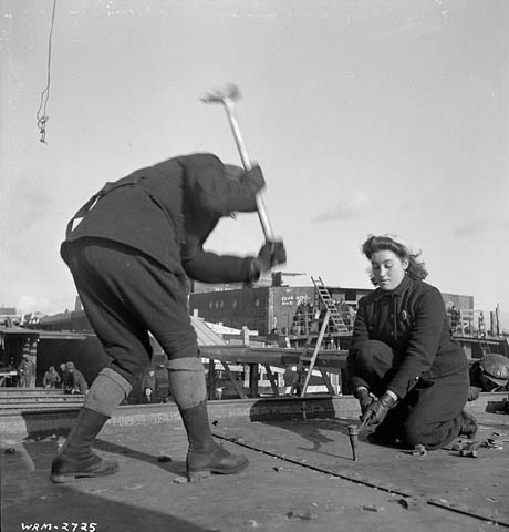 foto:  1942, Canada BiblioArchives - LibraryArchives