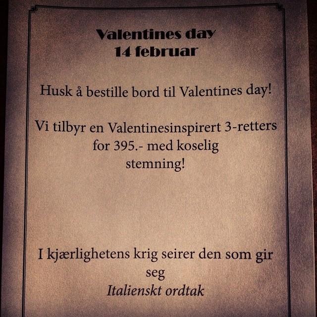#14februar #love #enotecacollettsgate #bokanu