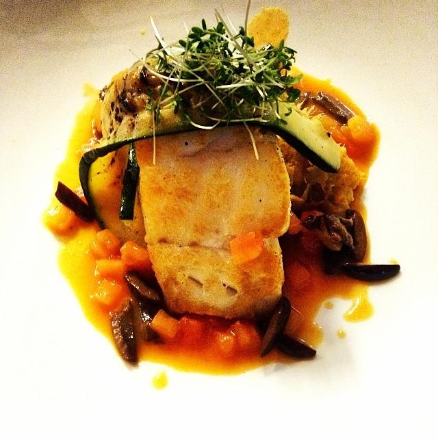 Vår fantastiska torsk! #enotecacollettsgate #såjävlagott #oslo
