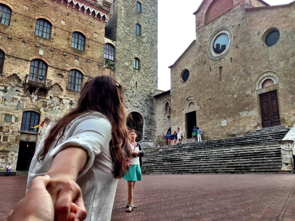 Main Square, San Gimignano