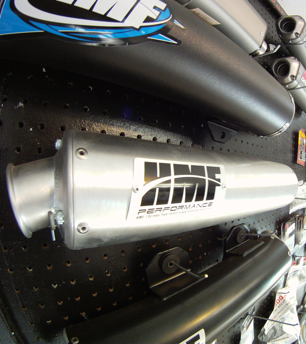 HMF Slip-On Exhaust