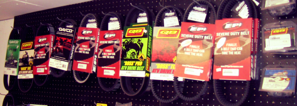 Belts for most UTVs